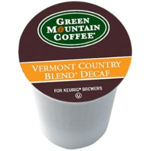 K-cup vermont country blend decaf 24/bx