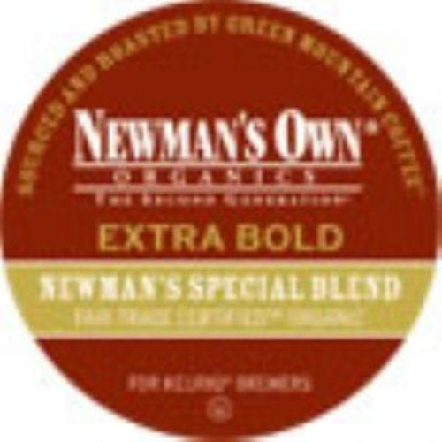 K-CUP NEWMAN'S OWN EXTRA BOLD 24/BX