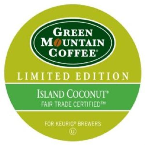 K-CUP ISLAND COCONUT 24/BX
