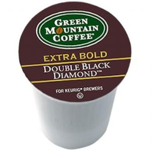K-CUP DOUBLE BLACK DIAMOND EXTRA BOLD 24/BX