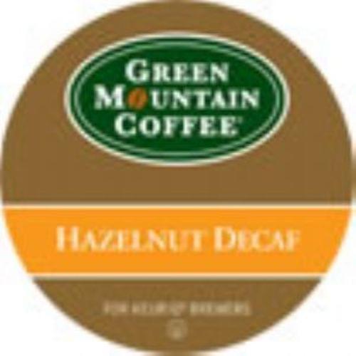 K-cup hazelnut decaf 24/bx