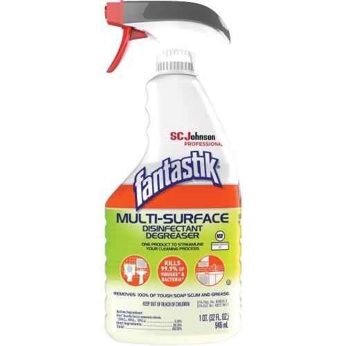 fantastik®  Disinfectant cleaning spray 32 oz