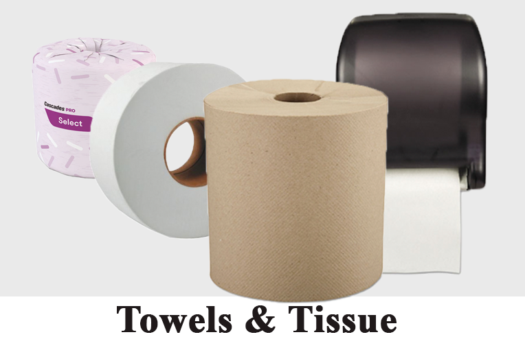 Towels and Tissue - SupplyFreak.com