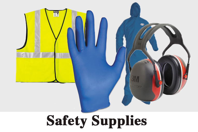 Safety Supplies - SupplyFreak.com