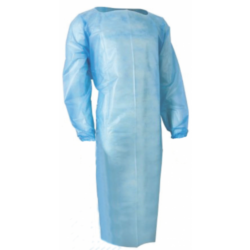 ISOLATION GOWN NOW AVAILABLE IN WHITE