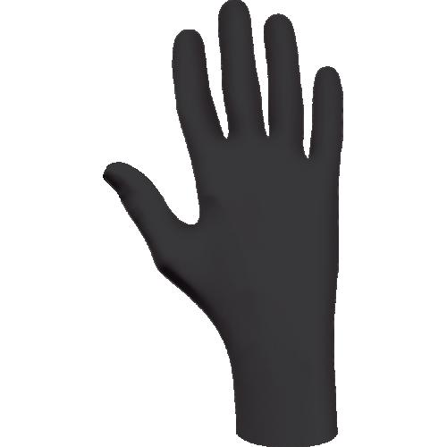 SHOWA Black Biodegradable Nitrile Glove- XS