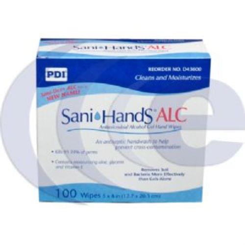 SaniHands ALC  Individual Packets
