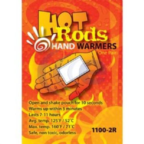 Hot Rods Hand Warmers 40 per Box