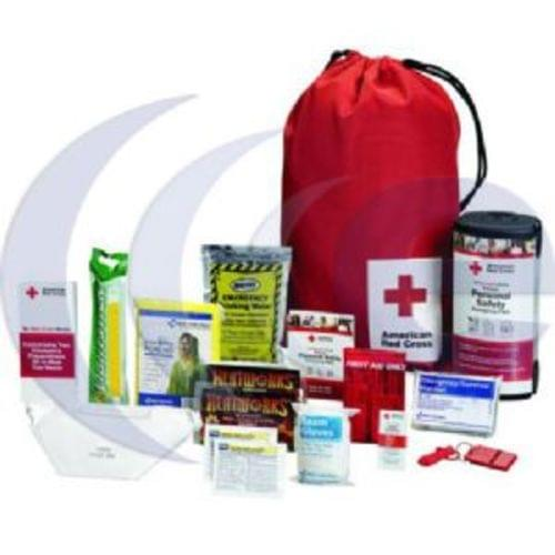 American Red Cross Personal Safety Pack with Backpack