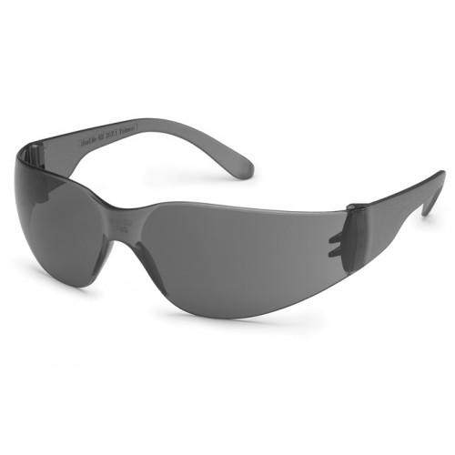 StarLite Safety Glasses with fX3 Premium Anti-Fog Coating, Gray
