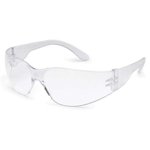 Starlite Safety Glasses with fX3 Premium Anti-Fog Coating, Clear