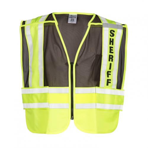200 PSV Pro Series Sheriff Vest MEDIUM-EXTRA LARGE
