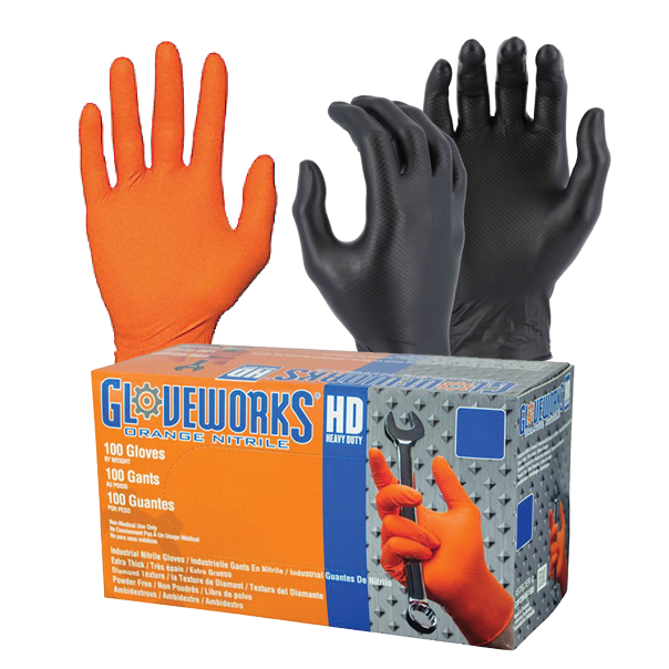 Industrial Disposable Gloves
