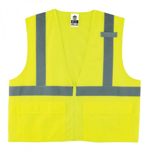GloWear® 8220Z Type R Class 2 Standard Mesh Vest
