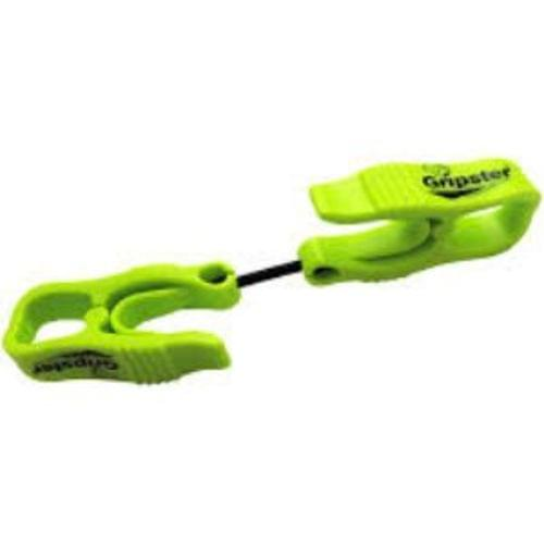 Gripster - Duel-Ended Glove Clip - Lime