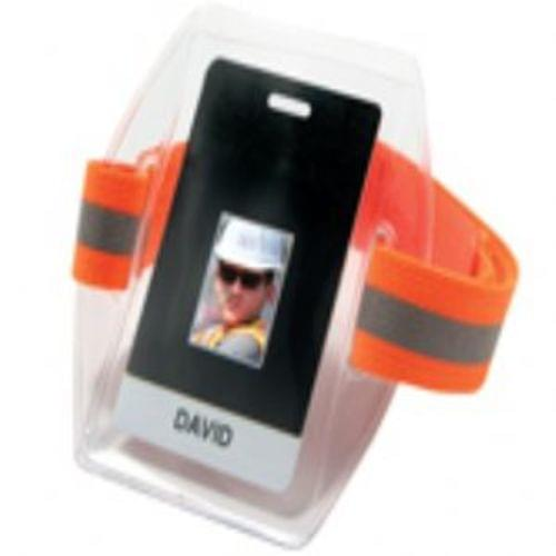 Hi-Vis ID and Badge Holder