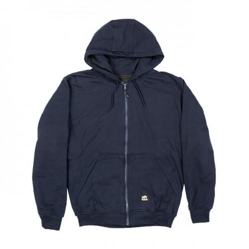 BERNE - Original Hooded Sweatshirt Thermal Lined
