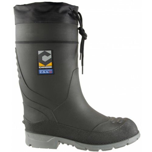 Chinook - Safety Toe Cold Weather Rubber Boots