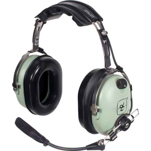 David Clark H9930 Wireless Headset Duel Ear
