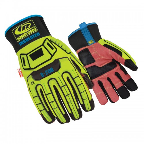 Ringer - R-266 Roughneck Insulated Impact Glove
