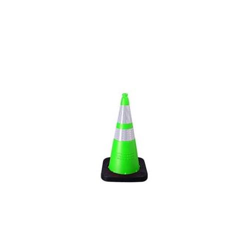 """28"""" Lime Enviro-Cone"""