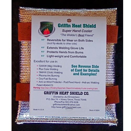 Griffin Heat Shield Super Hand Cooler