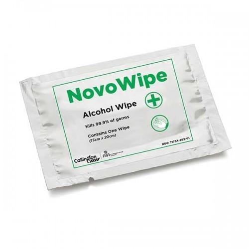 Callington NovoWipe Hand Sanitizer Wipe - (Individual)