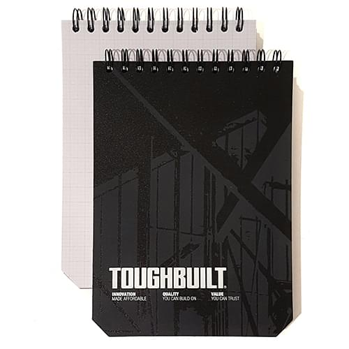 2-pack Grid Notebooks (Large)