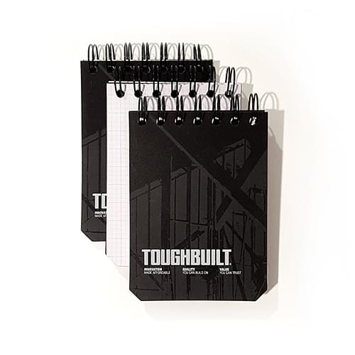 3-pack Grid Notebooks (Small)