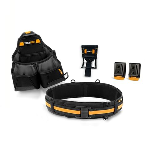 3pc Pro Framer Tool Belt Set