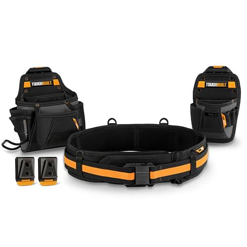 3pc Handyman Tool Belt Set