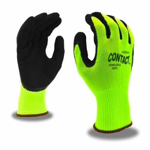 Contact, Natural Rubber Latex Gloves, Foam: #3991