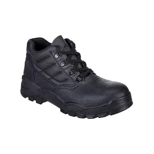 Portwest Steelite Protector Work Boot, Black  R/Fit