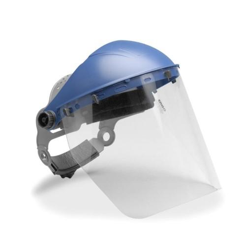 Ultimate Headgear System, Heavy Duty Comfortable Face Shield 1/Each