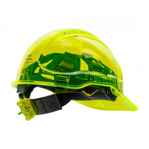 Portwest PV60 - Peak View Vented Hard Hat, Variety of Colors