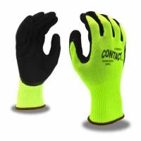 Contact, Natural Rubber Latex Gloves, Foam: #3991, Medium