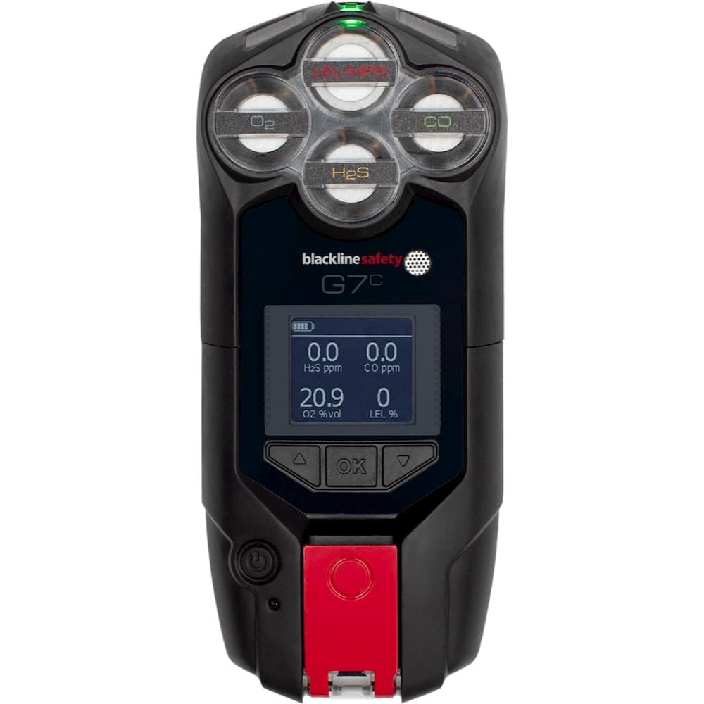 Blackline Safety™ Detectors & Accessories