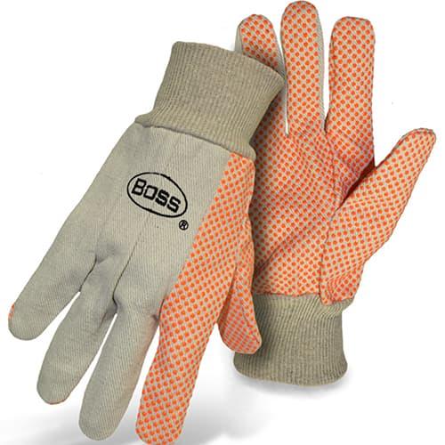 Fabric Work Gloves