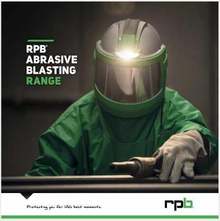 RPB Nova 3 Blast Respirator With C40 Climate Control Brochure