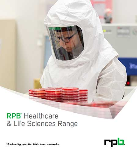 RPB Healthcare and Life Sciences Industry Brochure