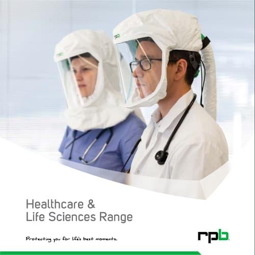 RPB PX5 Respirator Protection Brochure > Learn more
