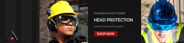 Head Protection, Hard Hats, Bump Caps