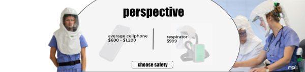 PX5 T200 Powered Air Respirators The Safest Choice