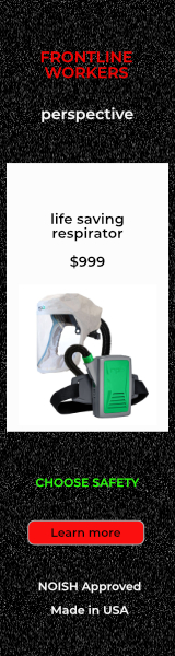 PX5 T200 Frontline Worker Choice Cellphone vs Respirator
