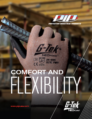 Comfort And Flexibility - Safety Gloves