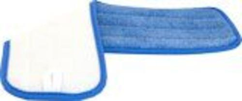 18'' Trident Hook & Loop Mop - Red