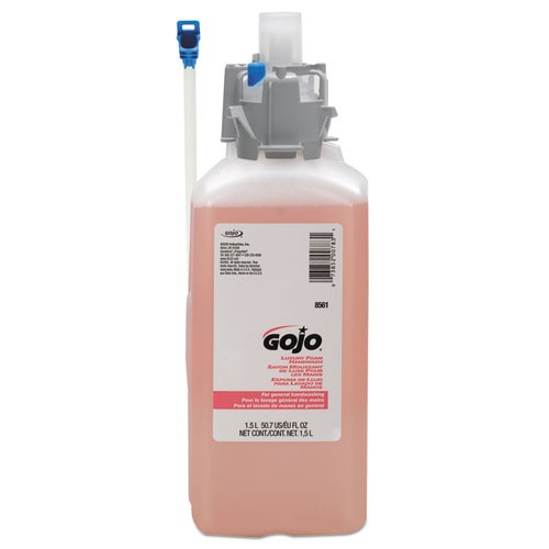 CX and CXI Luxury Foam Hand Wash, Cranberry Liquid, 1500mL Refill