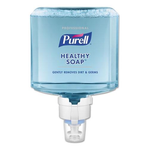 GOJ7777-02'  Professional HEALTHY SOAP Fresh Scent Foam ES8 Refill, Cranberry, 1200 mL, 2/CT