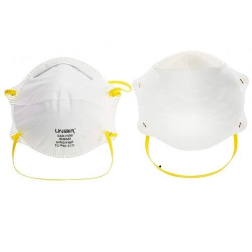 IMP7312B N-95 Respirator  Mask No Valve 20/bx