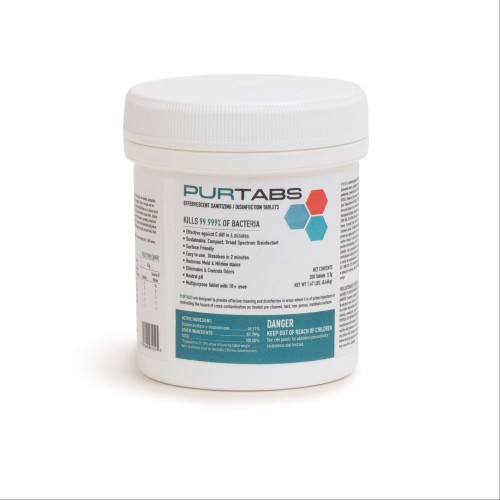 PURTABS ESPT 3.3G DISINFECTANT TABLET